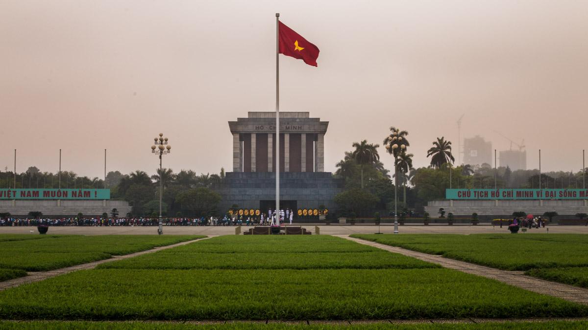 Mausolé Ho Chi Minh