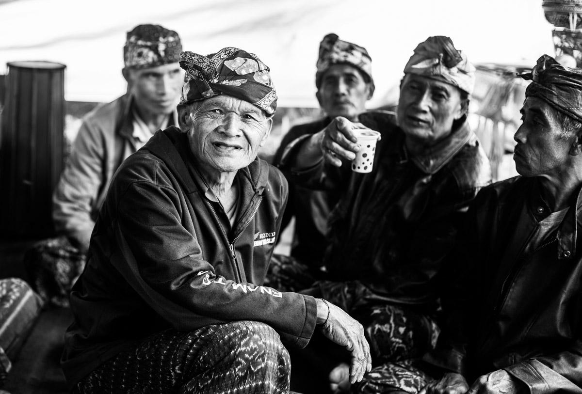 Cérémonie funéraire, Bali