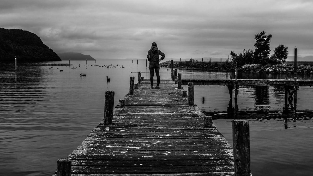 Озеро Топо