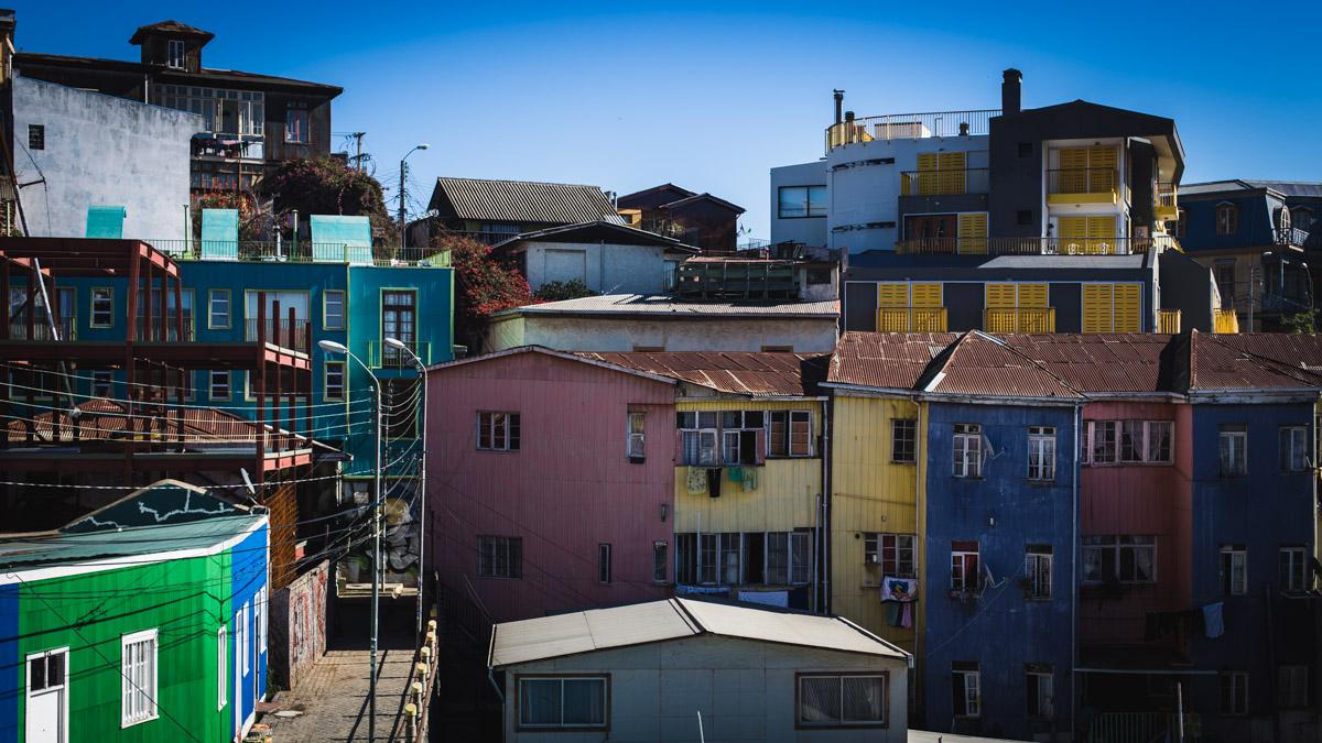 Valparaíso coloré