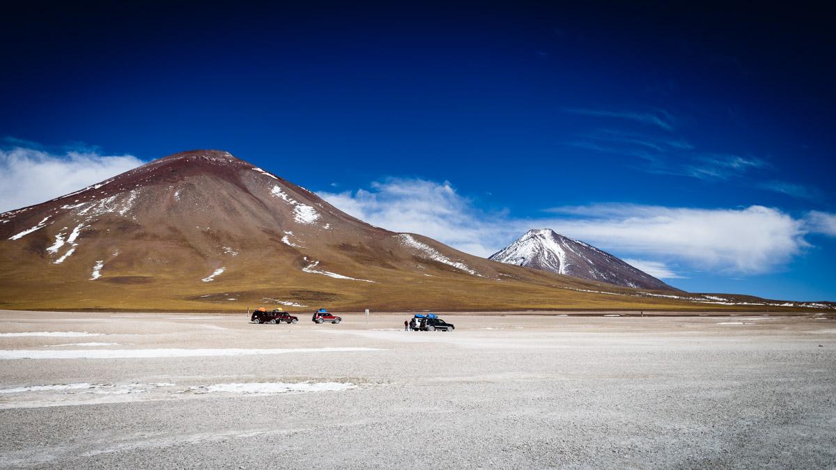 Passage frontière Chili - Bolivie en 4x4