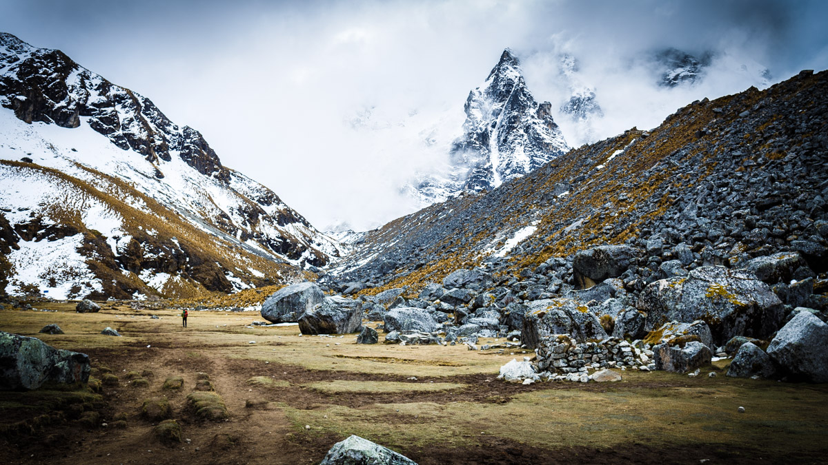 Трек Салкантай, по дороге к Мачу Пикчу