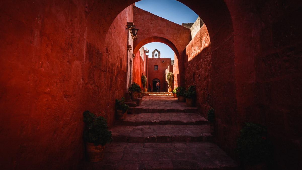 Монастырь Санта Каталина, Арекипа