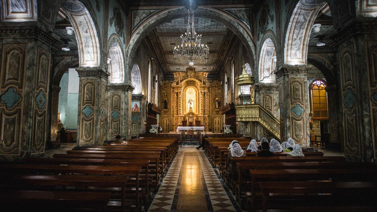 Eglise à Loja