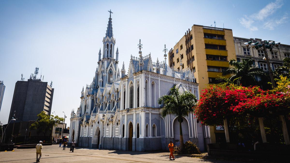 Церковь Ла Эрмита, Кали