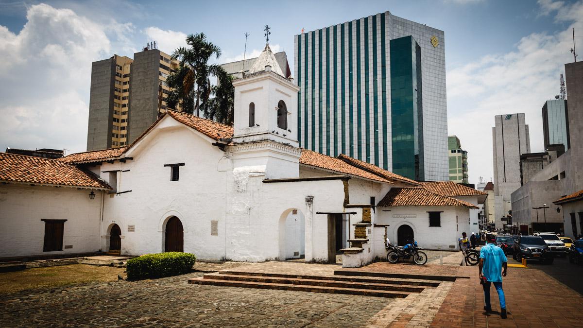 Церковь Ла Мерсед, Кали