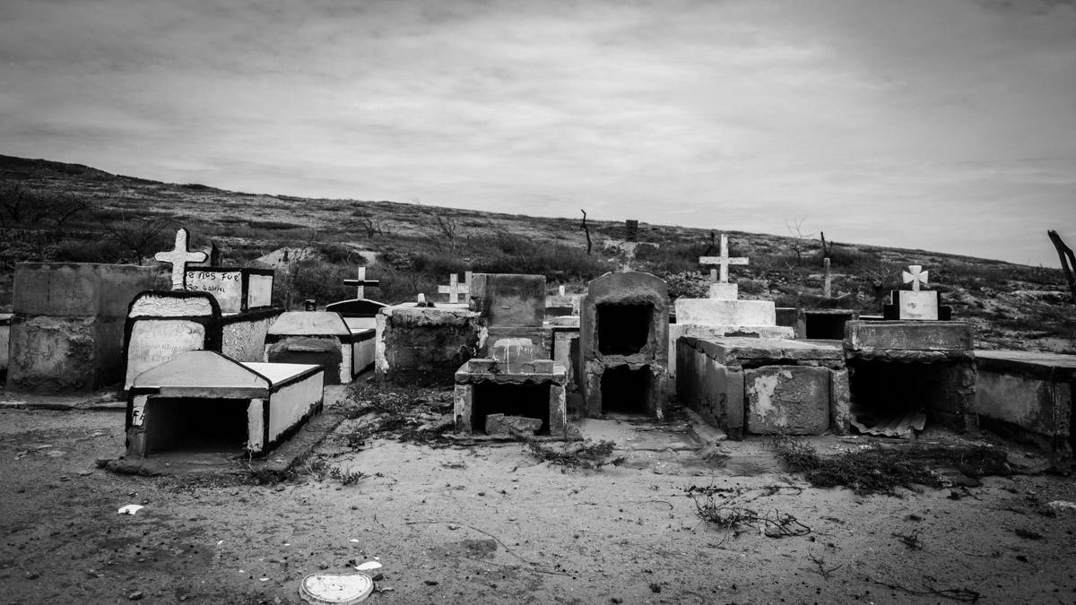 Кладбище народа Wayuu, Кабо де ла Вела