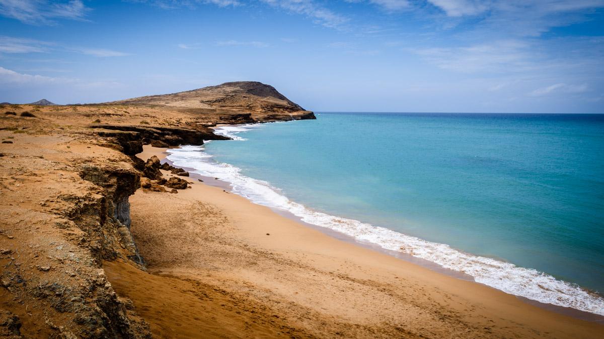 Пляж Пилон де Асукар, Кабо де ла Вела