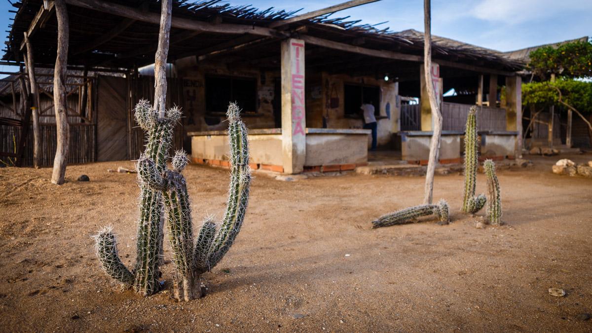 Магазин в пустыне, Кабо де ла Вела