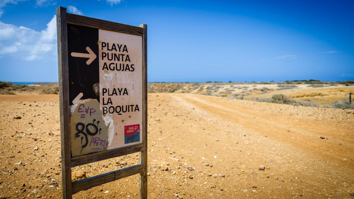 На пляж, мыс Пунта Гальинас